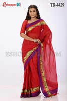 Picture of Pure  Cotton Saree -TB-4429