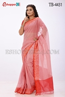 Picture of Pure  Cotton Saree -TB-4431