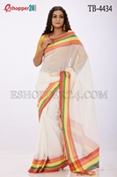 Picture of Pure  Cotton Saree -TB-4434