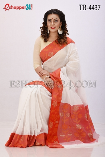 Picture of Gas Silk Saree - TB-4437