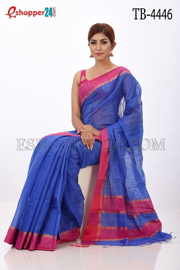 Picture of Andy  Cotton Saree -TB-4446