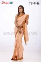 Picture of Pure  Cotton Saree -TB-4449