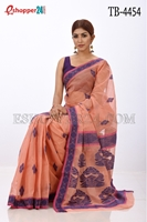 Picture of Cotton Jamdani Saree - TB-4454
