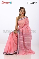 Picture of Pure  Cotton Saree -TB-4457
