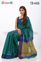 Picture of Half Silk Saree- TB-4458
