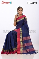Picture of Pure  Cotton Saree -TB-4459