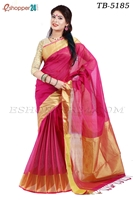 Picture of Pure  Cotton Saree TB-5185