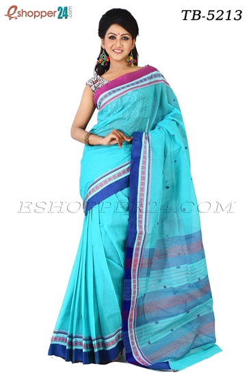 Picture of Pure  Cotton Saree -TB-5213