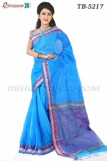 Picture of Pure  Cotton Saree -TB-5217