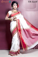 Picture of Pure  Cotton Saree -TB-5229