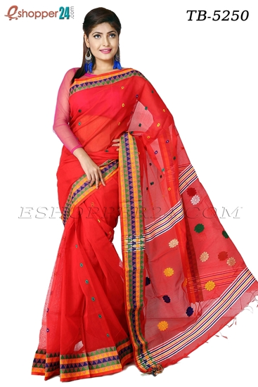 Picture of Half Silk Saree- TB-5250