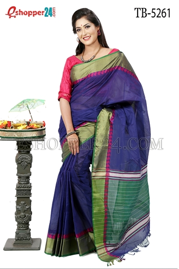 Picture of Pure  Cotton Saree -TB-5261
