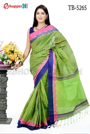 Picture of Half Silk Saree- TB-5265