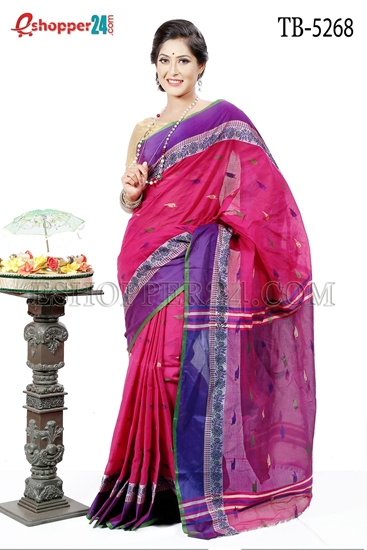 Picture of Pure  Cotton Saree - TB-5268