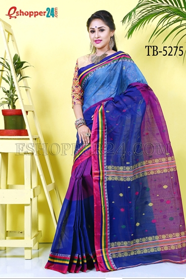 Picture of Pure  Cotton Saree -TB-5275