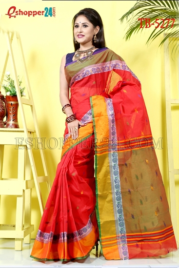 Picture of Pure  Cotton Saree -TB-5277
