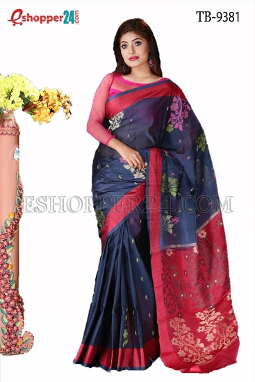 Picture of Soft  Cotton Saree TB-9381