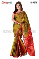 Picture of Masslice Cotton Saree -TB-9378