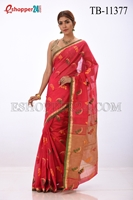 Picture of Gas Jamdani Saree - TB-11377