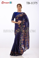 Picture of Half Silk Saree- TB-11375