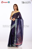 Picture of Half Silk Saree- TB-11371
