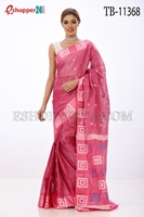Picture of Half Silk Saree- TB-11368