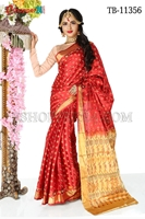 Picture of Soft Silk Saree-TB-11356