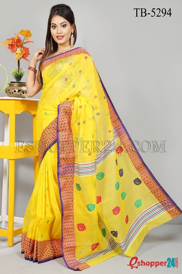 Picture of Half Silk Saree - TB-5294