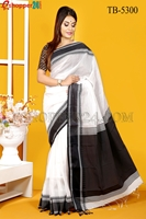 Picture of Half Silk  Saree - TB-5300