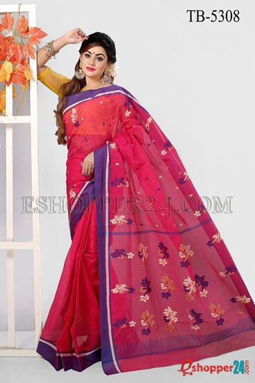 Picture of PURE COTTON SAREE - TB-5308