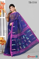 Picture of PURE COTTON SAREE - TB-5310