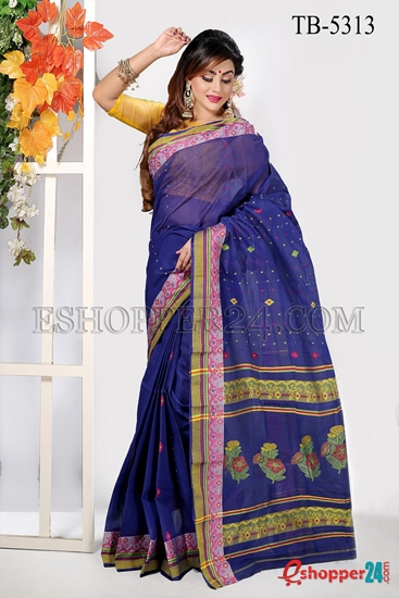 Picture of PURE COTTON SAREE - TB-5313