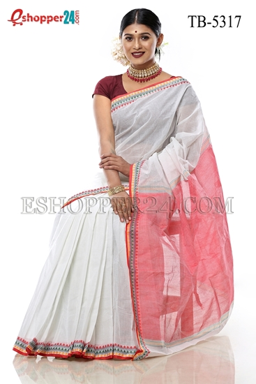 Picture of PURE COTTON SAREE - TB-5317