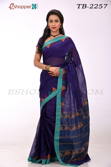 Picture of Masslice Cotton Saree - TB-2257