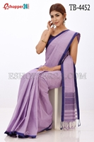 Picture of Cotton Jakard Saree - TB-4452