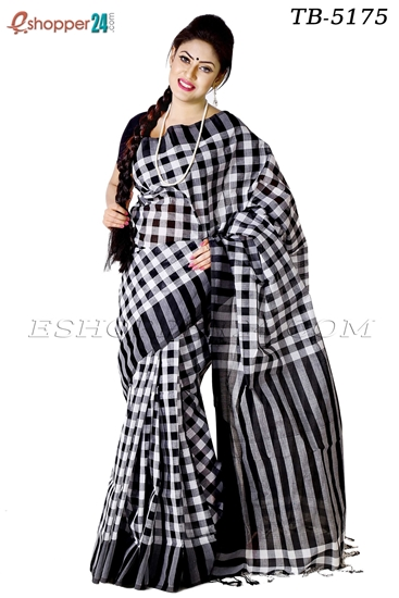 Picture of Pure Cotton Saree - TB-5175