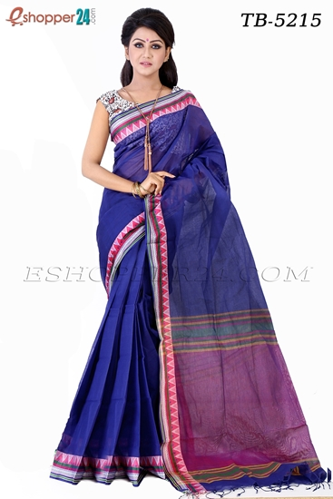 Picture of Pure Cotton Saree - TB-5215