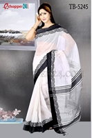 Picture of Pure  Cotton Saree -TB-5245