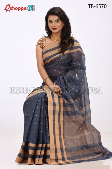 Picture of Pure Cotton Saree - TB-6570