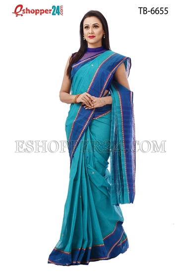Picture of Pure Cotton Saree - TB-6655