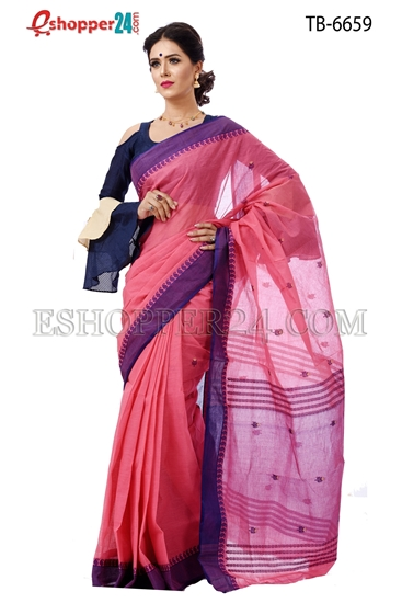 Picture of Pure Cotton Saree - TB-6659