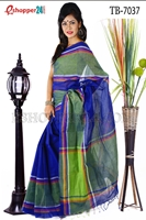 Picture of Pure  Cotton Saree - TB-7037