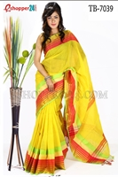 Picture of Pure Cotton Saree - TB-7039