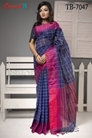 Picture of Half Silk Saree - TB-7047