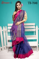 Picture of Monpura Silk Saree - TB-7048