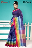 Picture of Pure Cotton Saree - TB-7049