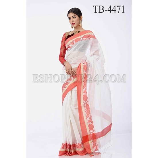 Picture of PURE COTTON SAREE -TB-4471