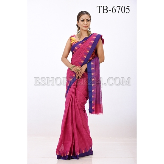 Picture of Pure Cotton Saree - TB-6705