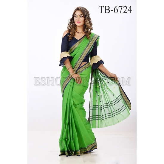 Picture of PURE COTTON SAREE -TB-6724