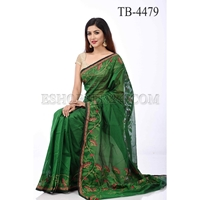 Picture of Gas Silk Saree - TB-4479